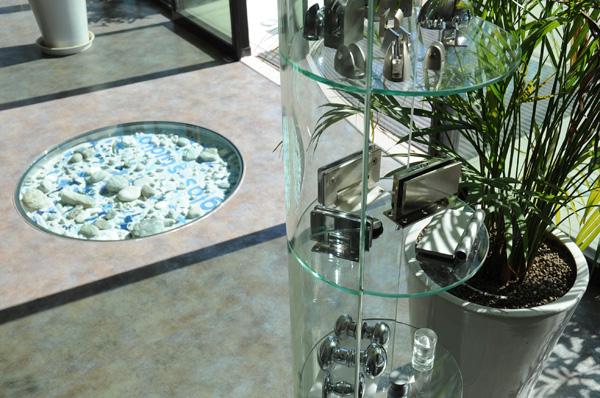 Glasstudio geier meran s dtirol for Software di piano di pavimento del garage